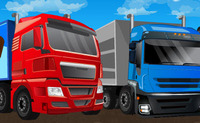 Ads Truck Racing