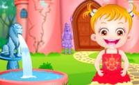 Baby Hazel Princess Makeover