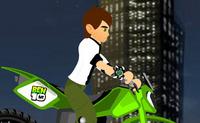 Ben 10 Bike Challenge