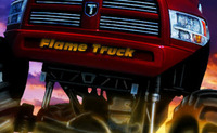 Flame Truck