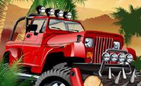Jungle War Driving
