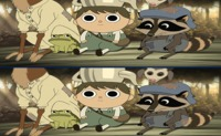 Over The Garden Wall Differences