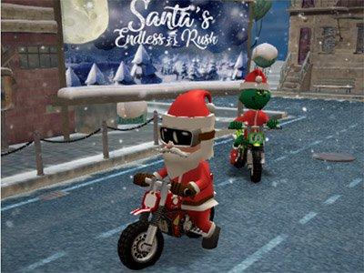 Santas Endless Rush