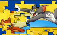 Tom and Jerry Puzzle 3