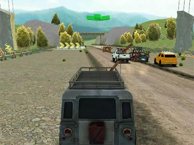 Xtreme Offroad Car Racing 4x4