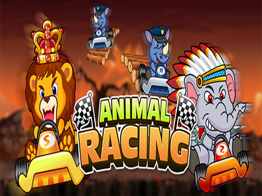 Animal Go Racing