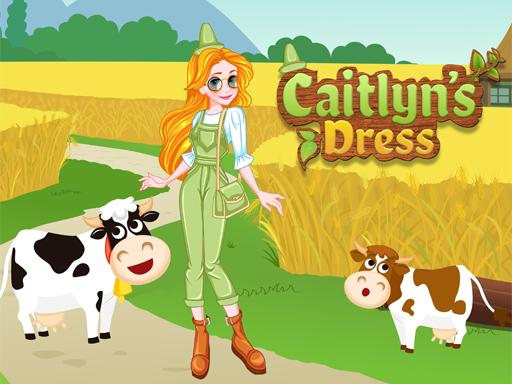 Caitlyn Dress Up Farm