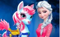 Elsa Pony Care