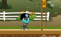 Gumball Skateboarding