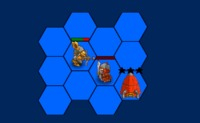 Hexagon Monster War