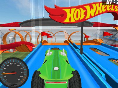 Hot Wheels: Track Builder