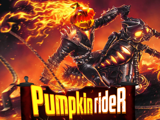 Pumpkin Rider