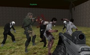 Realistic Zombie Survival Warfare