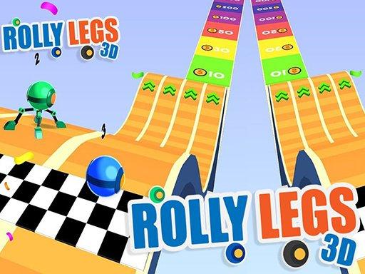 Rolly Legs 3D