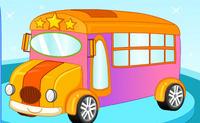 Schoolbus Decoration