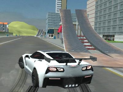 Sports Car Driver