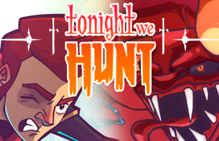 Tonight we hunt The Roaring Box demon (demo)