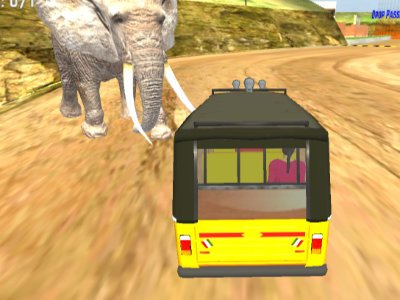 Tuk Tuk Driving Simulator