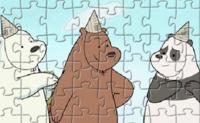 We Bare Bears Jigsaw Puzzle