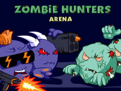 Zombie Hunters Arena